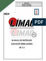 Manual Cremalheira2