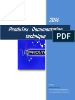 ProduTex V2.0 Aide Et Documentation