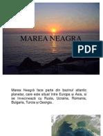 Prezentare - MAREA NEAGRA