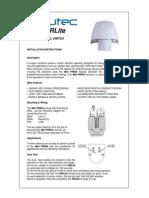 LUMINARIA - Detector Pasillos PIRLite