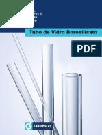 Tubo de Vidro Borosilicato