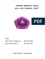 Naskah Drama Bahasa Jawa