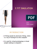 E Fit Simulator