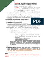 Standarde Lucrari2013