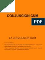 La Conjuncion Cum