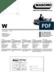 Operation Manual W 2009-03