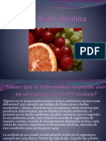 Dieta Acido Alcalina
