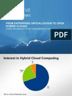 Cloudforms Technical Presentation