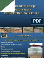2010 Curso de Manejo Defensivo Pluspetrol (Rev).ppt