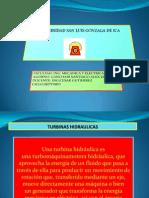 Presentación1 de Turbinas Hidraulica