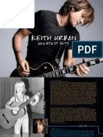 Digital Booklet - Keith Urban