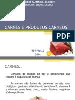 Carnes e Produtos Cárneos