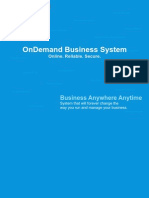Novoally OnDemand Business System