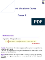General chemistry 2nd year engineering course