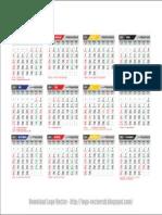 Kalender 2015 Lengkap Dengan Libur Nasional Pdf