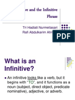 Infinitives PPT