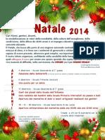 Locandina Natale 2014