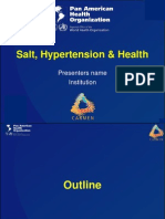Salt Reduction Resource Slides