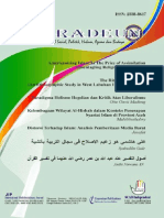 THE RITUAL OF MARRIAGE (An Ethnographic Study in West Labuhan Haji-South Aceh)-By