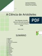 A Ciência de Aristóteles-elvis-mariane_sávio
