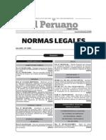 Normas Legales 08-12-2014 [TodoDocumentos.info]