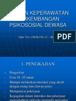 ASUHAN KEPERAWATAN PERKEMBANGAN PSIKOSOSIAL DEWASA        (18-25TAHUN).ppt