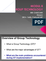 Modul 8 Group Technology