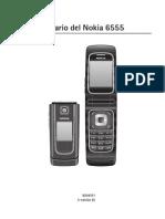 Nokia 6555 UG Es