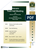 Town Hall Flyer Dec 2014