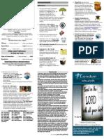 bulletin november 22-2014