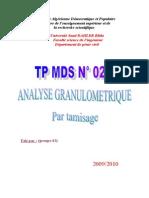 tp analyse granulometrique par tamisage.doc