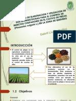 Protocolos de Biorepelentes
