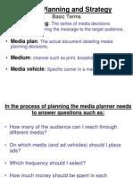 Media Planning Class Ppt