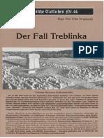 Historische Tatsachen - Nr. 44 - Udo Walendy - Der Fall Treblinka (1990, 40 S., verboten).pdf