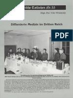 Historische Tatsachen - Nr. 55 - Udo Walendy - Diffamierte Medizin im Dritten Reich (1992, 40 S., Scan).pdf