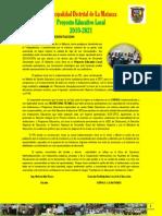 Revista Original de Educacion Agosto
