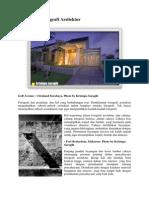 Memahami Fotografi Arsitektur