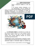 La finalidad es conocer criterios referentes a la información digital.docx