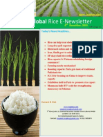 8th December,2014 Daily Global Rice E-Newsletter by Riceplus Magazine