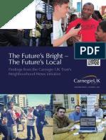 The Future s Bright the Future s Local Web FINAL