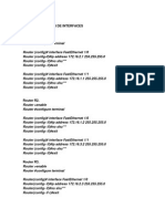 IP Routing Protocols Usando IPv6 Con IPv4