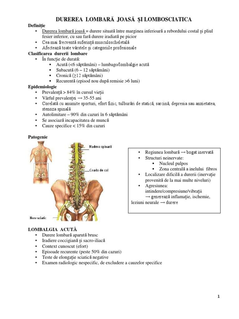 care ameliorează inflamațiile articulare