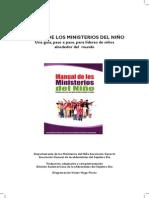 - Manual de Los Ministerios Del Niño-DIVISION SUDAMERICANA