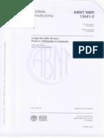 ABNT NBR 13541-2 2012
