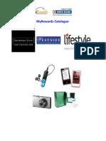 Rewards Catalogue