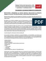 Microrrelato o Minicuento en Centro América Zingonia Zingone