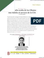 100831_La Biografía Oculta de Los Obama- Una Familia Al Servicio de La CIA , Por Wayne Madsen