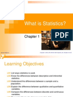 Chap 001 Richard i. levin statistics for management