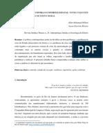 HILLANI; PARREIRA. Ações Coletivas Contra o Controle Estatal - Entre Coquetéis Molotovs e Bombas de Efeito Moral