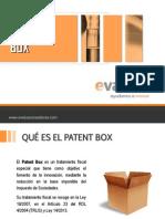 Presentación Patent Box